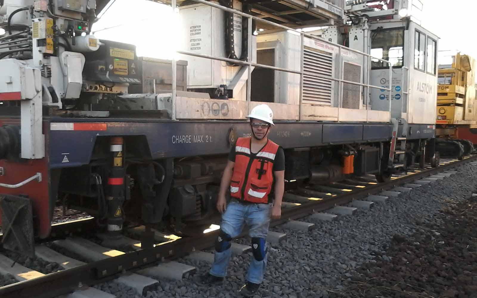 Maquinaria (Ferroviario)